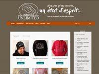 Detecting Unlimited<br />Vêtements décontractés pour chasseurs de métaux