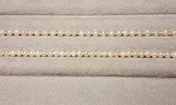 Formation enfilage de perles : collier